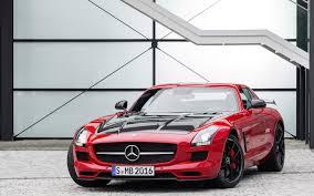 mercedes supercar download wallpaper 3840x2400 mercedes benz supercar red sls