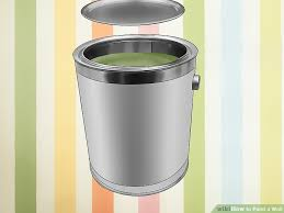 How To Decorate A Pot At Home How To Paint A Wall 15 Steps With Pictures Wikihow