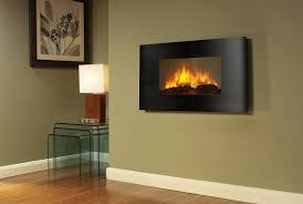 Electric Wall Mounted Fireplace Electric Wall Mounted Fireplaces Clearance U2014 Bitdigest Design