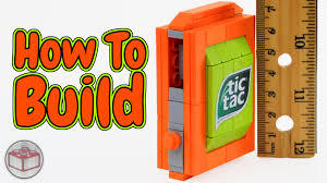 candy legos where to buy how to build the world s smallest lego candy machine