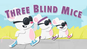Are Mice Blind Three Blind Mice Munchkin Music Youtube