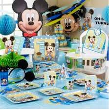 1st birthday party themes for boys i like this 29 36 baby mickey mouse and