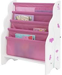 Pink Childrens Bookcase Amelia Pink Heart Children U0027s Bookcase Amazon Co Uk Kitchen U0026 Home
