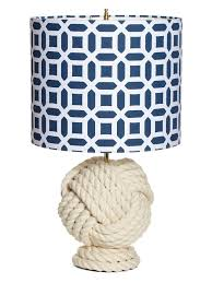 how to make a knot lamp hgtv