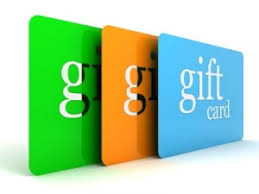 gift card fundraiser fundraising idea gift cards