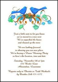 housewarming registry coolnew the housewarming party invitation wording free