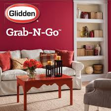 skip the paint counter line with glidden grab n go paint at