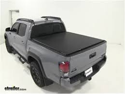 toyota tacoma cover access tonnosport roll up tonneau cover installation 2017