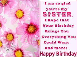 happy birthday cards for sister card design ideas