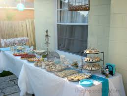 Backyard Tea Party - host a budget party without looking cheap photos of our party