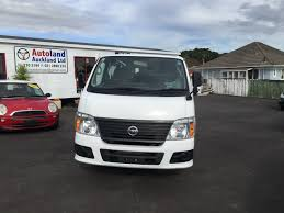 nissan caravan 2006 auto land akl used u0026 new cars exports and import