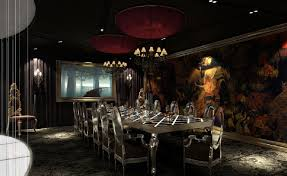 dining room decoration ideas ceiling lights and wall 3d house