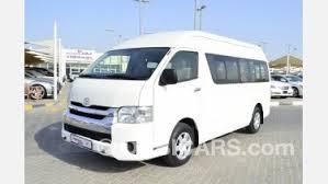 Toyota Hiace Van Interior Dimensions Toyota Hiace Gl High Roof 15 Seater Passenger Van Gcc Specs For