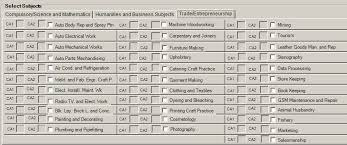 tutorial questions on entrepreneurship list of neco subjects for science trade entrepreneurship