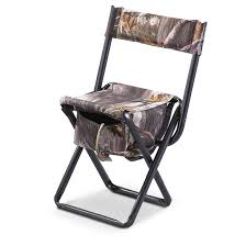 High Back Chair by Allen High Back Hunting Blind Chair 181856 Stools Chairs