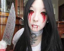 tutorial alice hysteria mode makeup alice madness returns