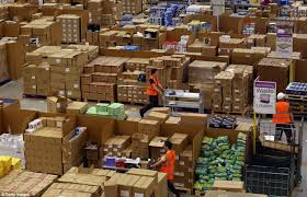 when is black friday on amazon uk black friday and cyber monday amazon warehouse gears up for