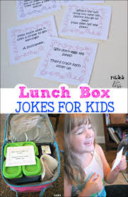 lunch box jokes for kids mess for less