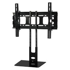 Tv Wall Mount With Shelf For Cable Box Shelf Under Wall Mounted Tv Simple Black Wooden Floating Tv