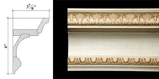 Architectural Cornices Mouldings Cc 48 6