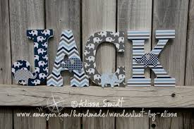 amazon com elephant themed custom wooden nursery letters price