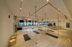 Home Studio Design Pte Ltd Pole Dancing U0026 Yoga Studio 58 Kim Yan