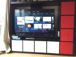 Ikea Lappland Tv Storage Unit Ikea Lappland Tv Unit With Kallax Inserts In Shropshire Gumtree