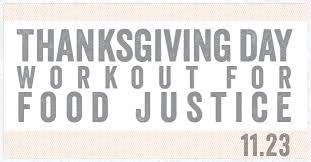 thanksgiving fundraiser community fitness
