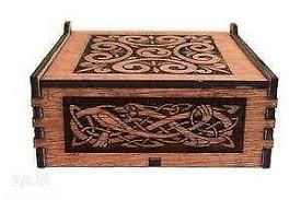 wooden box ebay