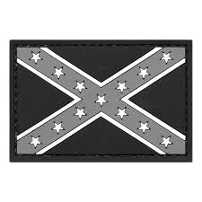 Black American Flag Patch Meaning Confederate Tactical Patches Gadsden And Culpeper
