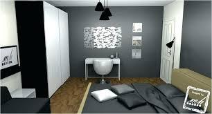 chambre en gris et blanc chambre grise et blanc deco peinture gris et blanc idee deco salon