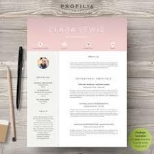 resume template editable modern resume u0026 cover letter template editable word format