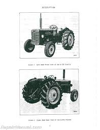 international harvester farmall b 275 gas and diesel operators
