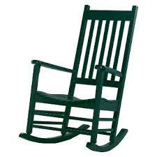 Let Me Be Your Rocking Chair Wood Patio Furniture Target