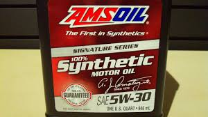 industry leading 5w 30 synthetic motor oil