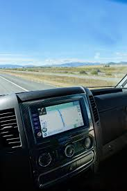 the finest class c on the road winnebagolife the xite infotainment gps system uses rand mcnally s gps software which does a great job of getting us to where we wanted to go units ordered in with this