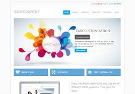 html5 website template free 40 free and premium css html business templates ginva