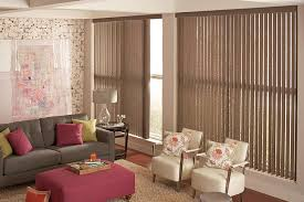 living room window blinds vertical blinds drapery connection