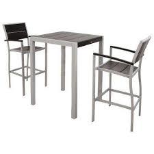 Patio Furniture Bar Height Bar Height Dining Sets Outdoor Bar Furniture The Home Depot
