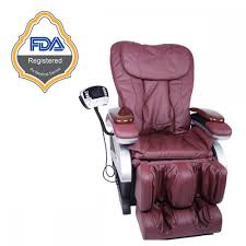 Armchair With Footrest Bestmassag Electric Full Body Massage Chair Recliner Heat