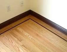 Hardwood Floor Border Design Ideas Wood Floor Borders L48 About Remodel Modern Home Decorating Ideas