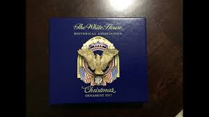 the white house historical association ornaments 2