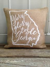 Georgia travel pillows images Best 25 university of georgia ideas georgia jpg