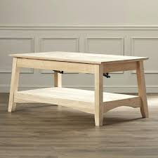 unfinished wood coffee table legs unfinished coffee table unfinished wood coffee table with lift top