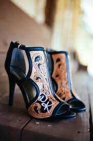 tooled leather heels made by rk leather rk leather worn for my