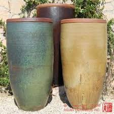 glazed ceramic pots new model tall large glazed outdoor ceramic pottery for home and