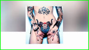 tattoos on s parts 18