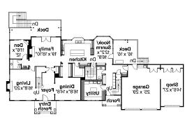 colonial house plan colonial house plans houseplans com luxihome
