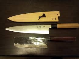 high carbon kitchen knives let u0027s see them bladeforums com