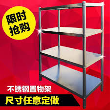 Stainless Steel Kitchen Shelves by 2017 Stainless Steel Kitchen Shelf Microwave Oven Shelf Shelf